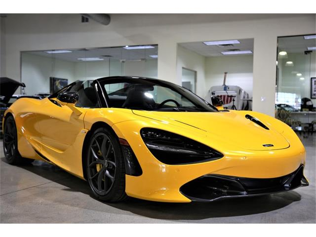2020 McLaren 720S (CC-1339759) for sale in Chatsworth, California