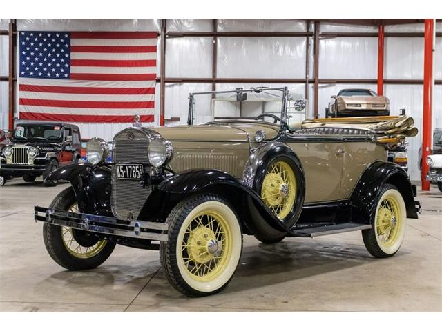 1931 Ford Phaeton (CC-1330977) for sale in Kentwood, Michigan