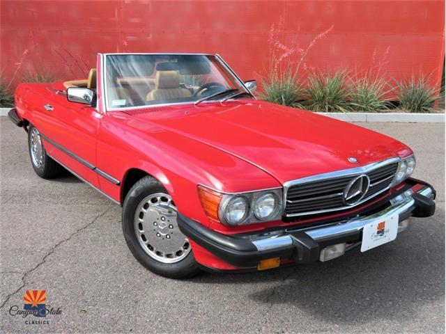 1989 Mercedes-Benz 560 (CC-1339773) for sale in Tempe, Arizona