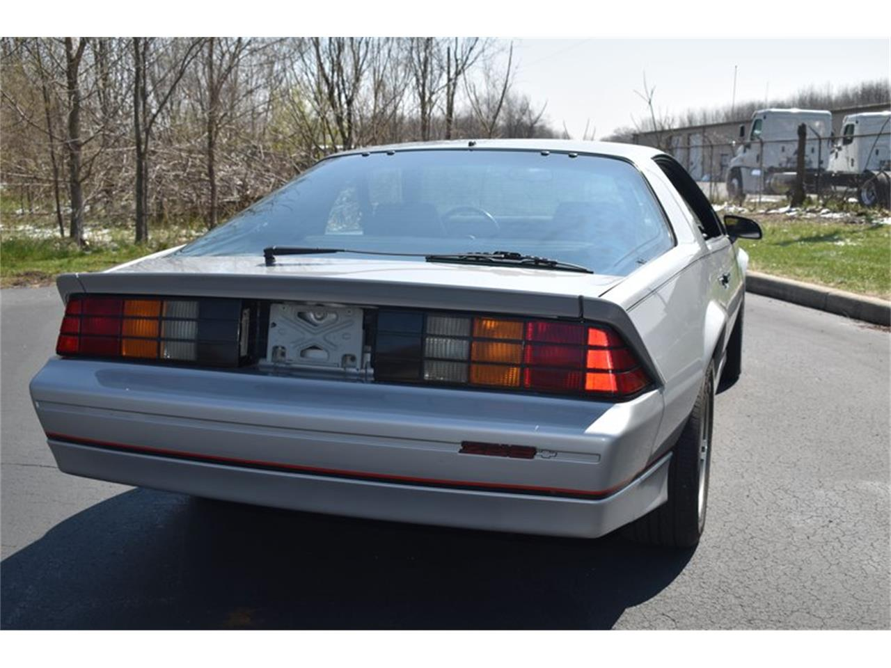 1985 Chevrolet Camaro (CC-1339776) for sale in Elkhart, Indiana