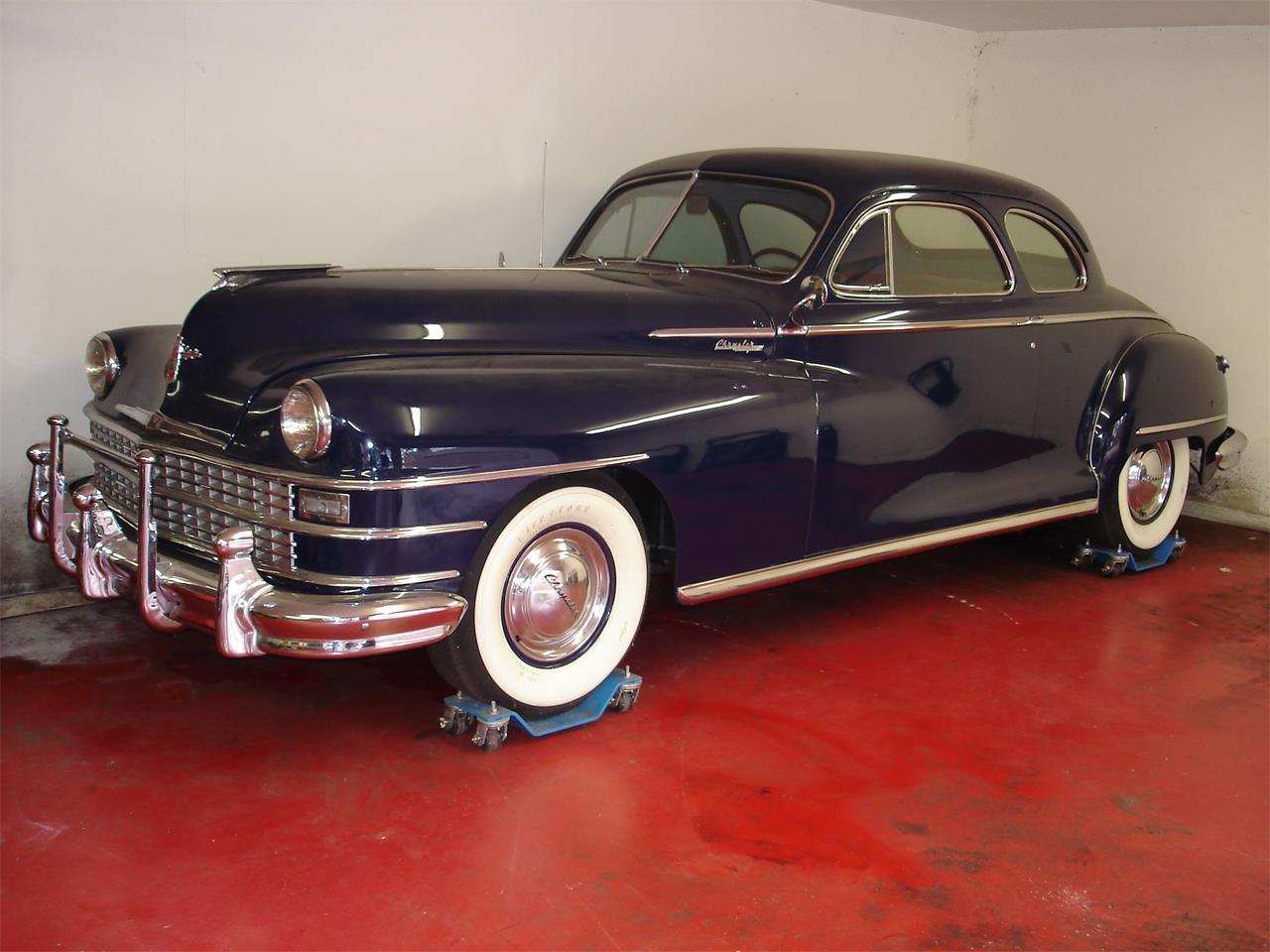 1948 Chrysler New Yorker (CC-1339807) for sale in Saint Paul, Minnesota