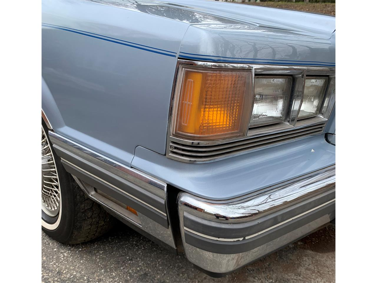 1983 Lincoln Continental (CC-1339808) for sale in Thomaston, Connecticut