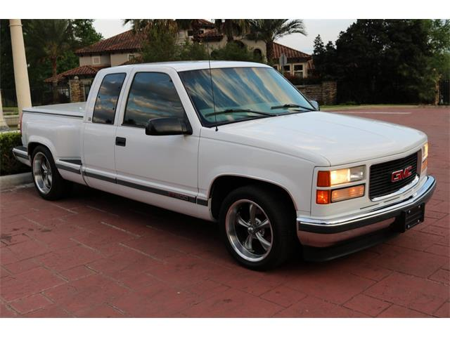 1998 GMC Sierra 1500 (CC-1339821) for sale in Conroe, Texas