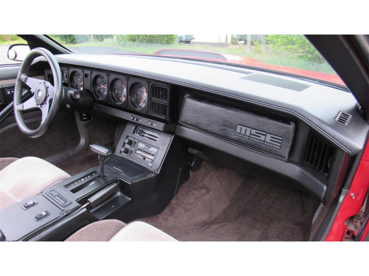 1983 Pontiac Firebird Trans Am (CC-1339830) for sale in Milford, Ohio