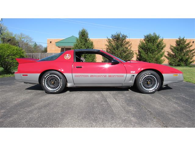 1983 Pontiac Firebird Trans Am (CC-1339830) for sale in Milford, Ohio