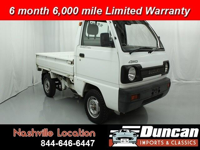 1990 Suzuki Carry (CC-1330986) for sale in Christiansburg, Virginia