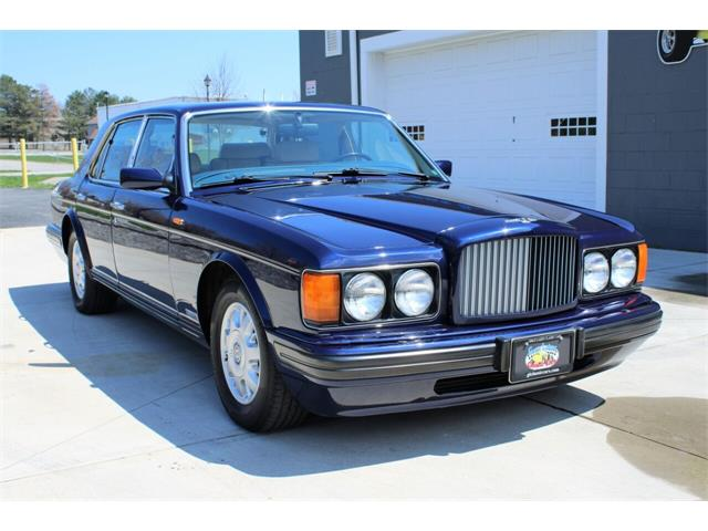 1996 Bentley Brooklands (CC-1339879) for sale in Hilton, New York