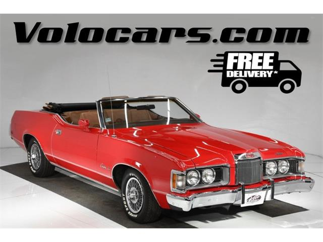 1973 Mercury Cougar (CC-1330989) for sale in Volo, Illinois