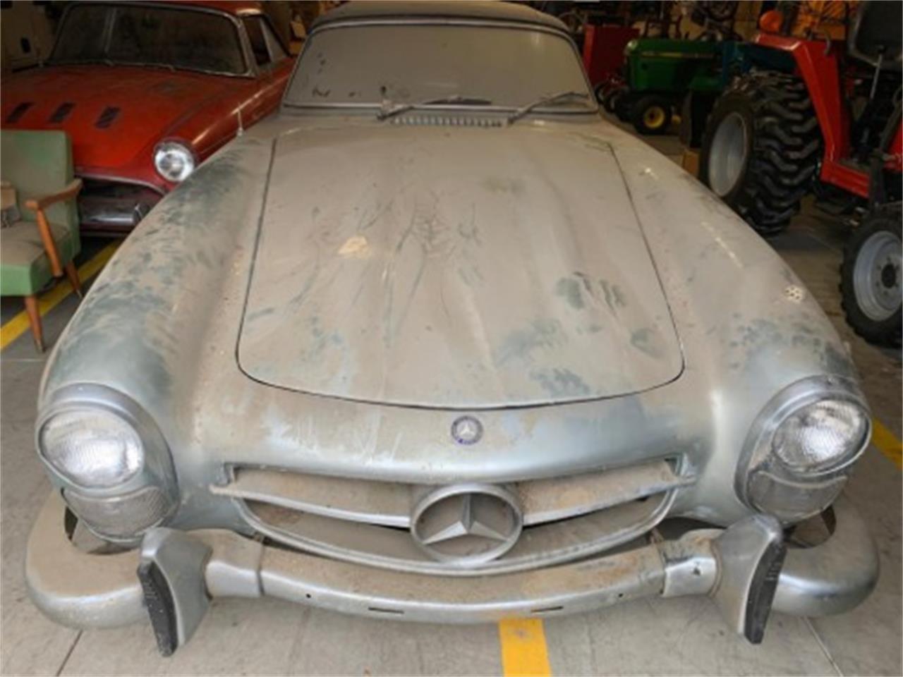 1960 Mercedes-Benz 300SL (CC-1339892) for sale in Astoria, New York