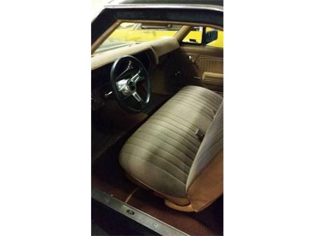 1970 Chevrolet El Camino (CC-1339914) for sale in Cadillac, Michigan