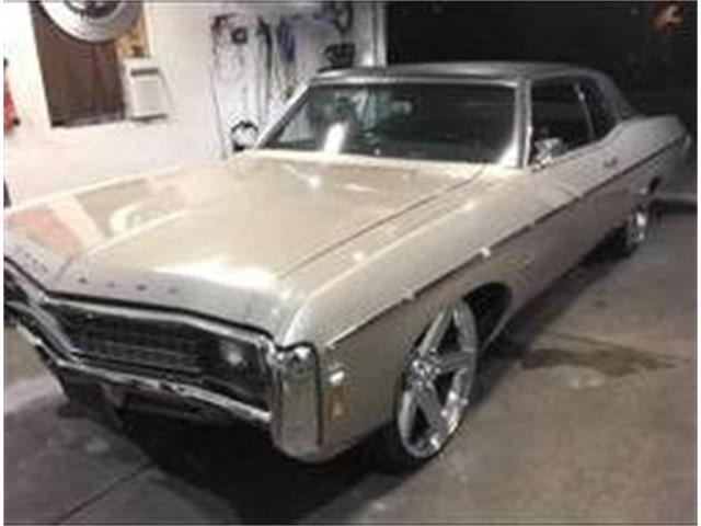 1969 Chevrolet Impala (CC-1339916) for sale in Cadillac, Michigan