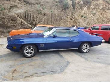 1972 Pontiac LeMans (CC-1339920) for sale in Cadillac, Michigan