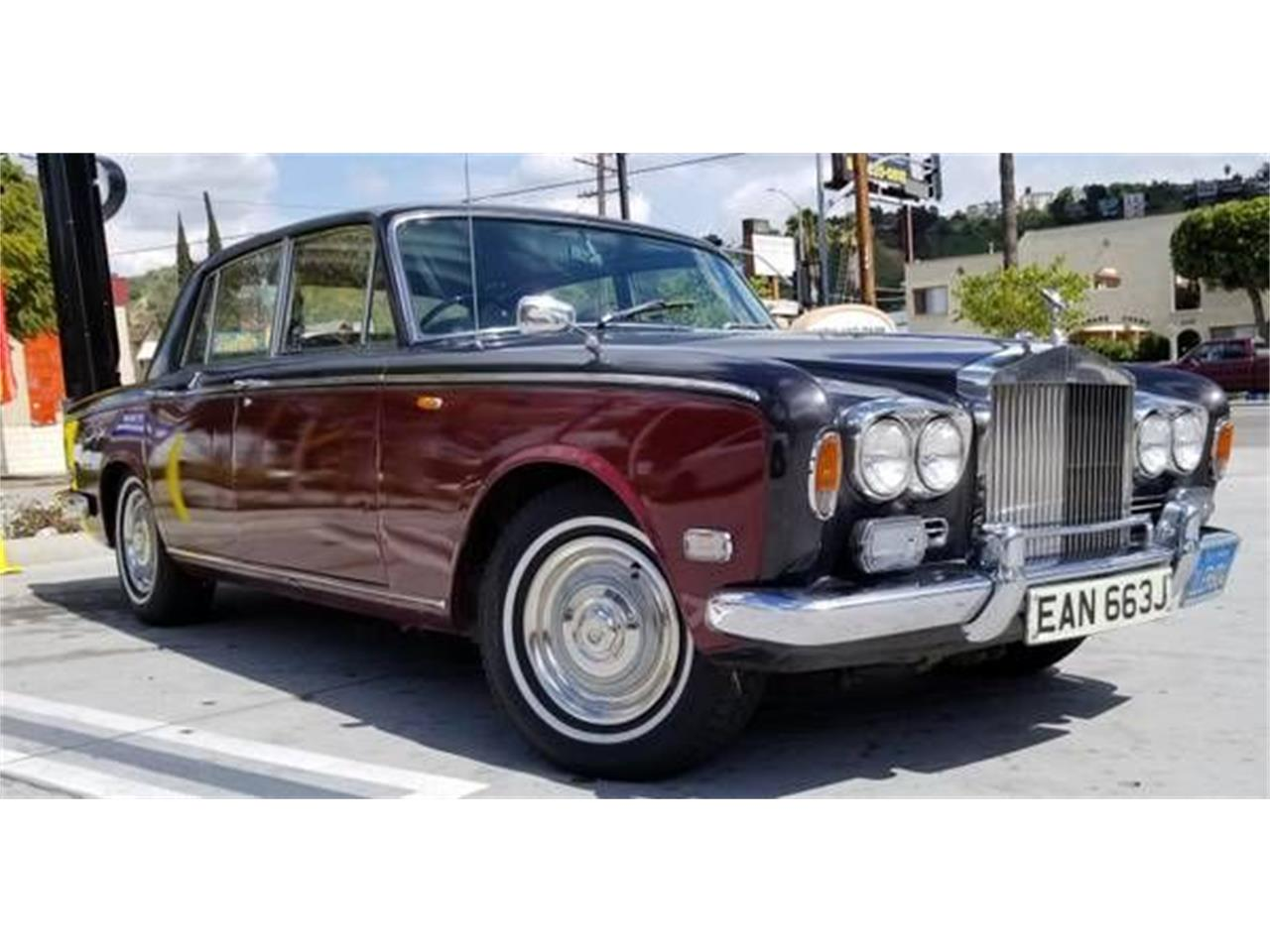 1970 Rolls-Royce Silver Shadow (CC-1339921) for sale in Cadillac, Michigan