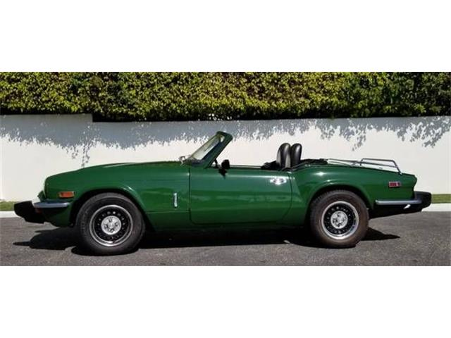 1974 Triumph Spitfire (CC-1339923) for sale in Cadillac, Michigan