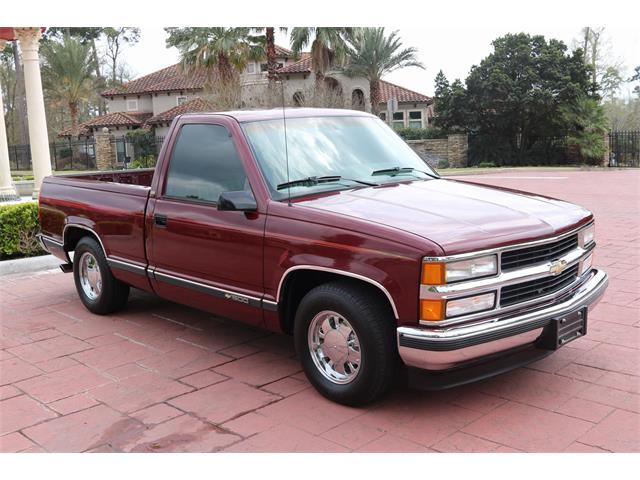 1994 Chevrolet C/K 1500 (CC-1339944) for sale in Conroe, Texas