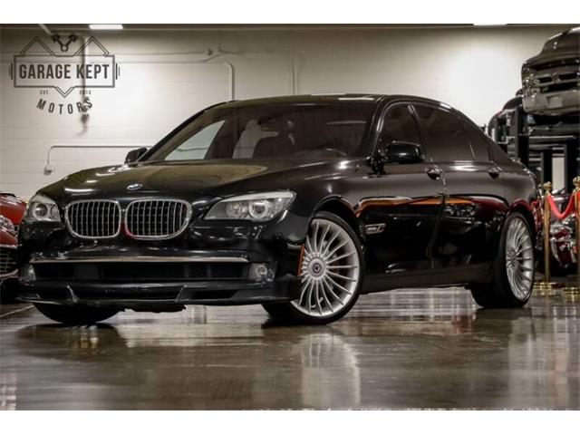 2012 BMW 7 Series (CC-1330996) for sale in Grand Rapids, Michigan