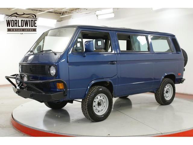 1990 Volkswagen Vanagon (CC-1339976) for sale in Denver , Colorado
