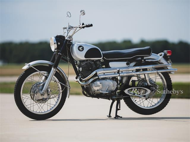 1966 Honda CL77 (CC-1339989) for sale in Elkhart, Indiana