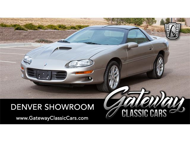 2001 Chevrolet Camaro (CC-1341000) for sale in O'Fallon, Illinois