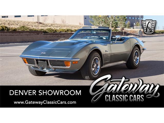 1972 Chevrolet Corvette (CC-1341003) for sale in O'Fallon, Illinois