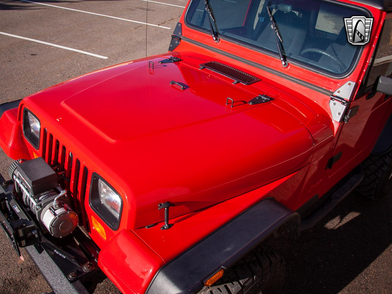 1993 Jeep Wrangler (CC-1341009) for sale in O'Fallon, Illinois