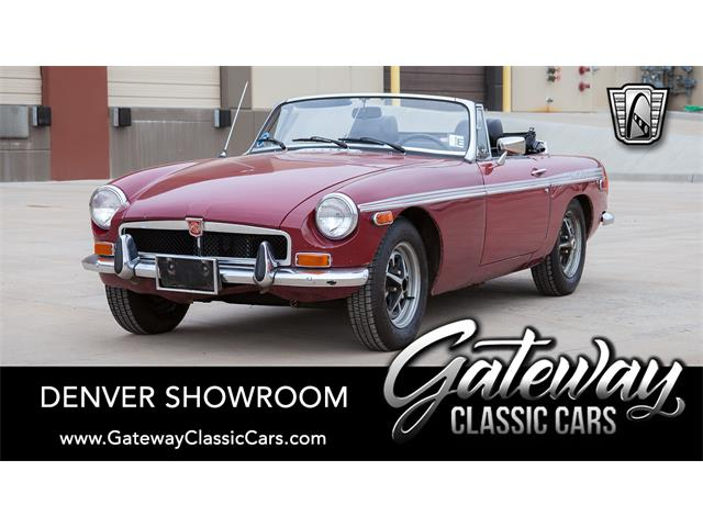 1974 MG MGB (CC-1341028) for sale in O'Fallon, Illinois