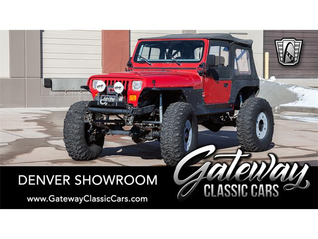 1994 Jeep Wrangler (CC-1341037) for sale in O'Fallon, Illinois