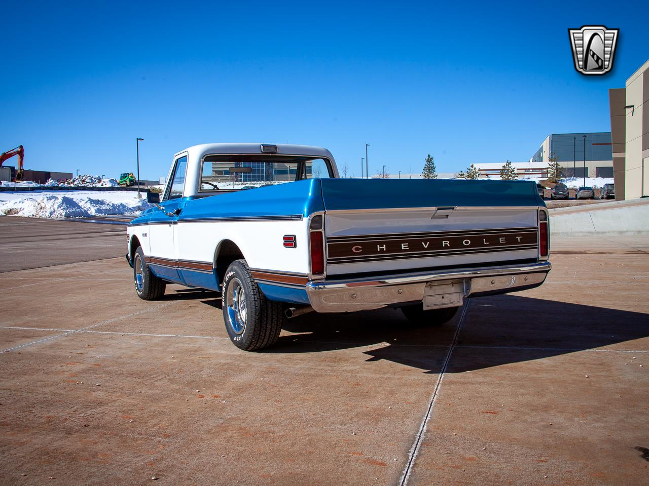 1971 Chevrolet C10 (CC-1341041) for sale in O'Fallon, Illinois