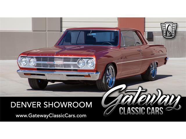 1965 Chevrolet Chevelle (CC-1341050) for sale in O'Fallon, Illinois