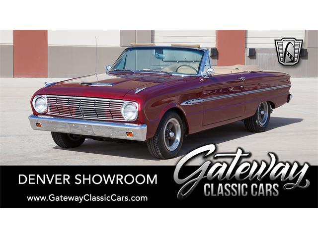 1963 Ford Falcon (CC-1341054) for sale in O'Fallon, Illinois