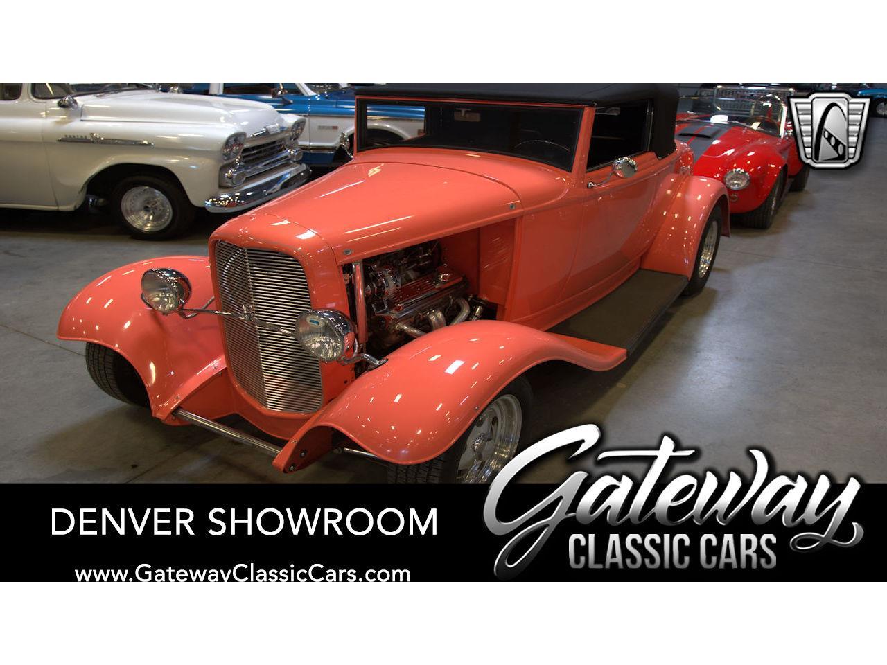 1932 Ford Cabriolet (CC-1341059) for sale in O'Fallon, Illinois