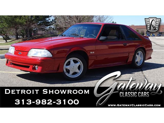 1988 Ford Mustang (CC-1341077) for sale in O'Fallon, Illinois