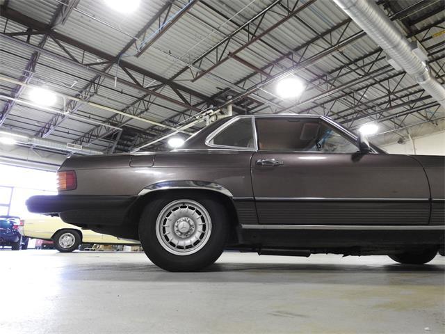 1982 Mercedes-Benz 380SL (CC-1341079) for sale in O'Fallon, Illinois