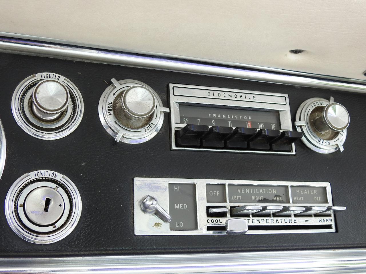 1966 Oldsmobile Dynamic 88 (CC-1341089) for sale in O'Fallon, Illinois