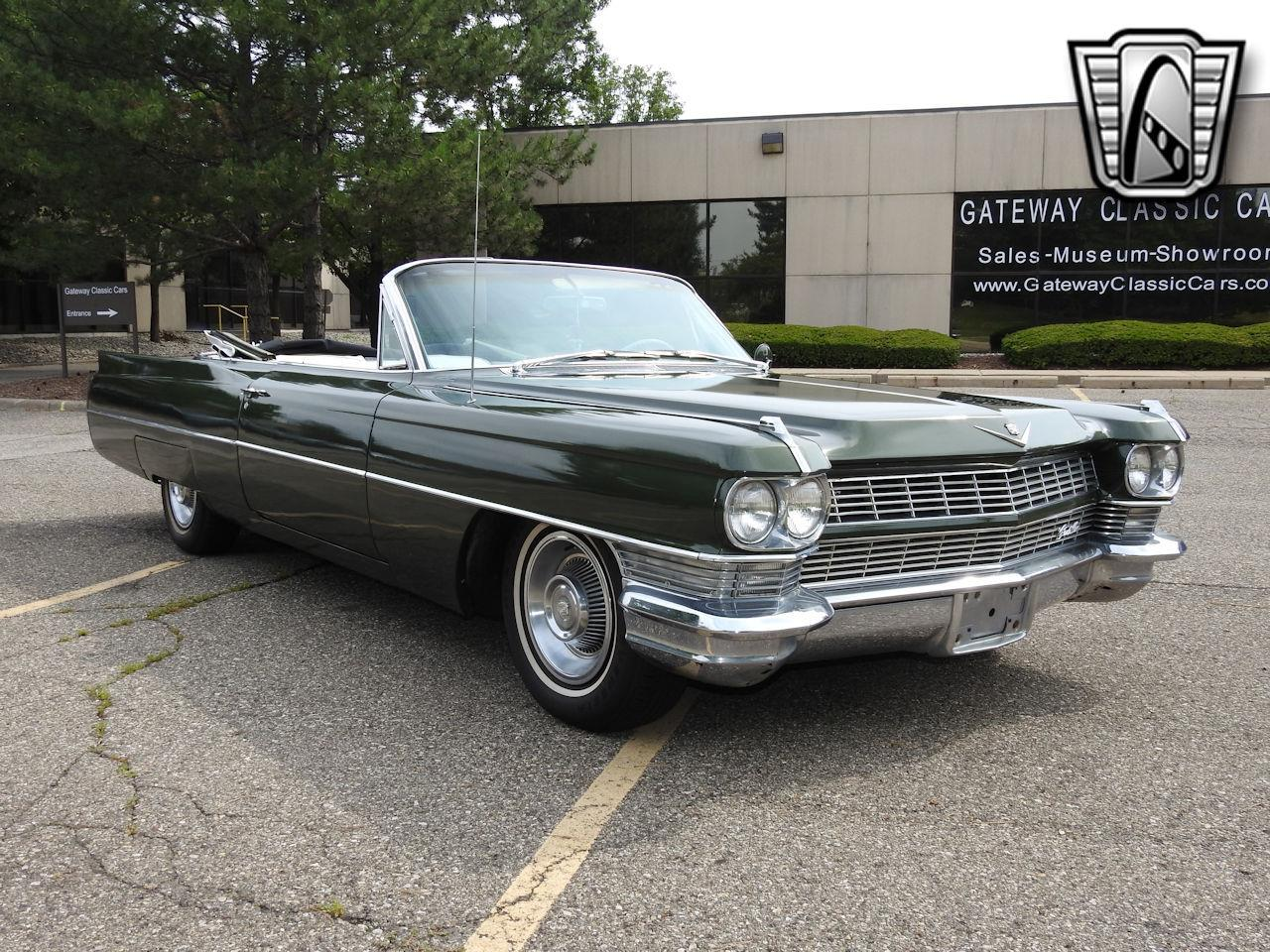 1964 Cadillac DeVille (CC-1341096) for sale in O'Fallon, Illinois