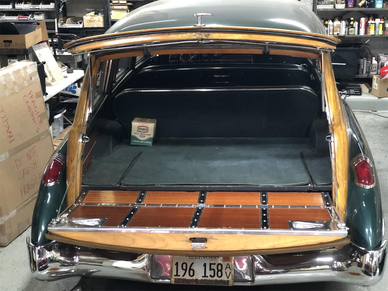 1949 Buick Woody Wagon (CC-1340110) for sale in Evanston , Illinois