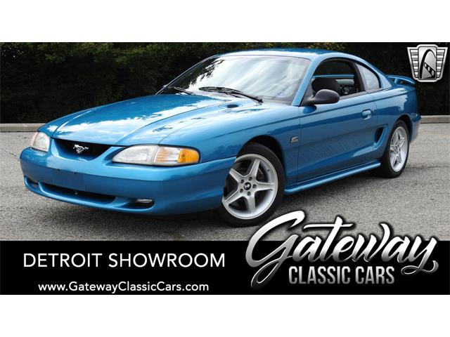 1994 Ford Mustang (CC-1341116) for sale in O'Fallon, Illinois