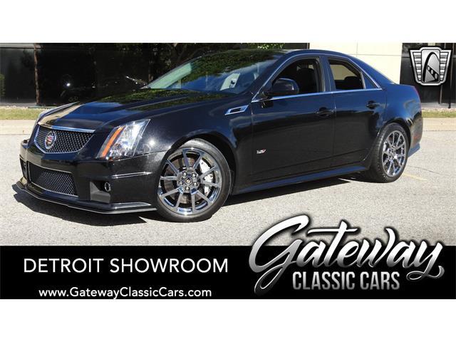 2012 Cadillac CTS (CC-1341128) for sale in O'Fallon, Illinois