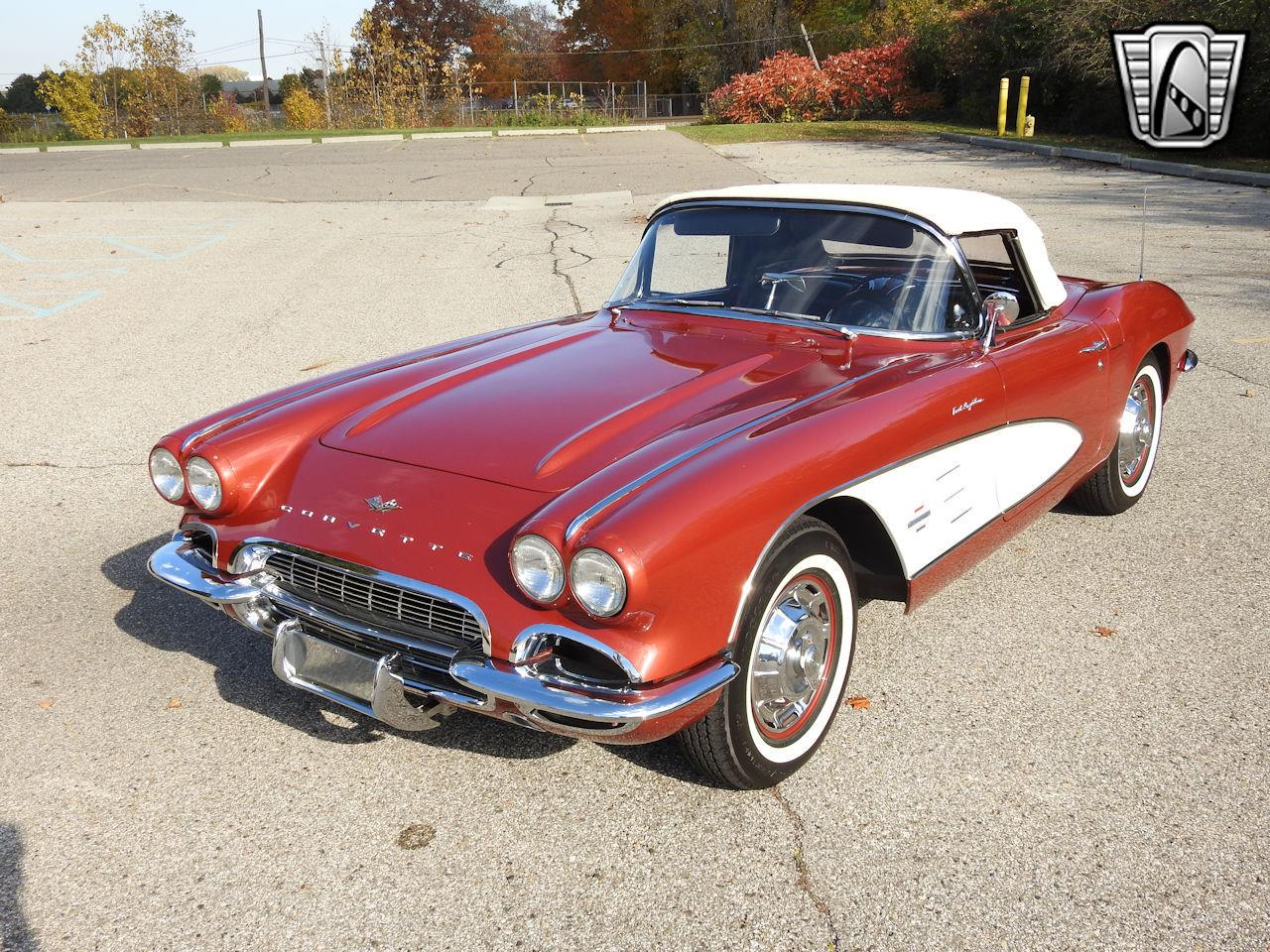 1961 Chevrolet Corvette (CC-1341137) for sale in O'Fallon, Illinois