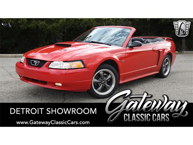2003 Ford Mustang (CC-1341140) for sale in O'Fallon, Illinois