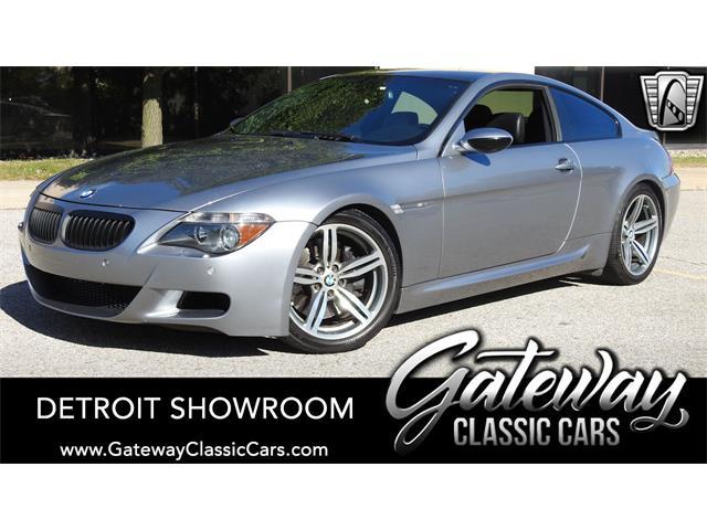 2007 BMW M6 (CC-1341142) for sale in O'Fallon, Illinois