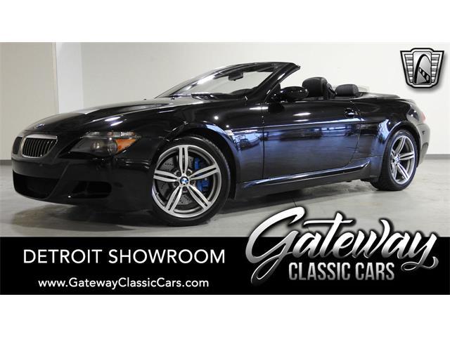 2007 BMW M6 (CC-1341160) for sale in O'Fallon, Illinois