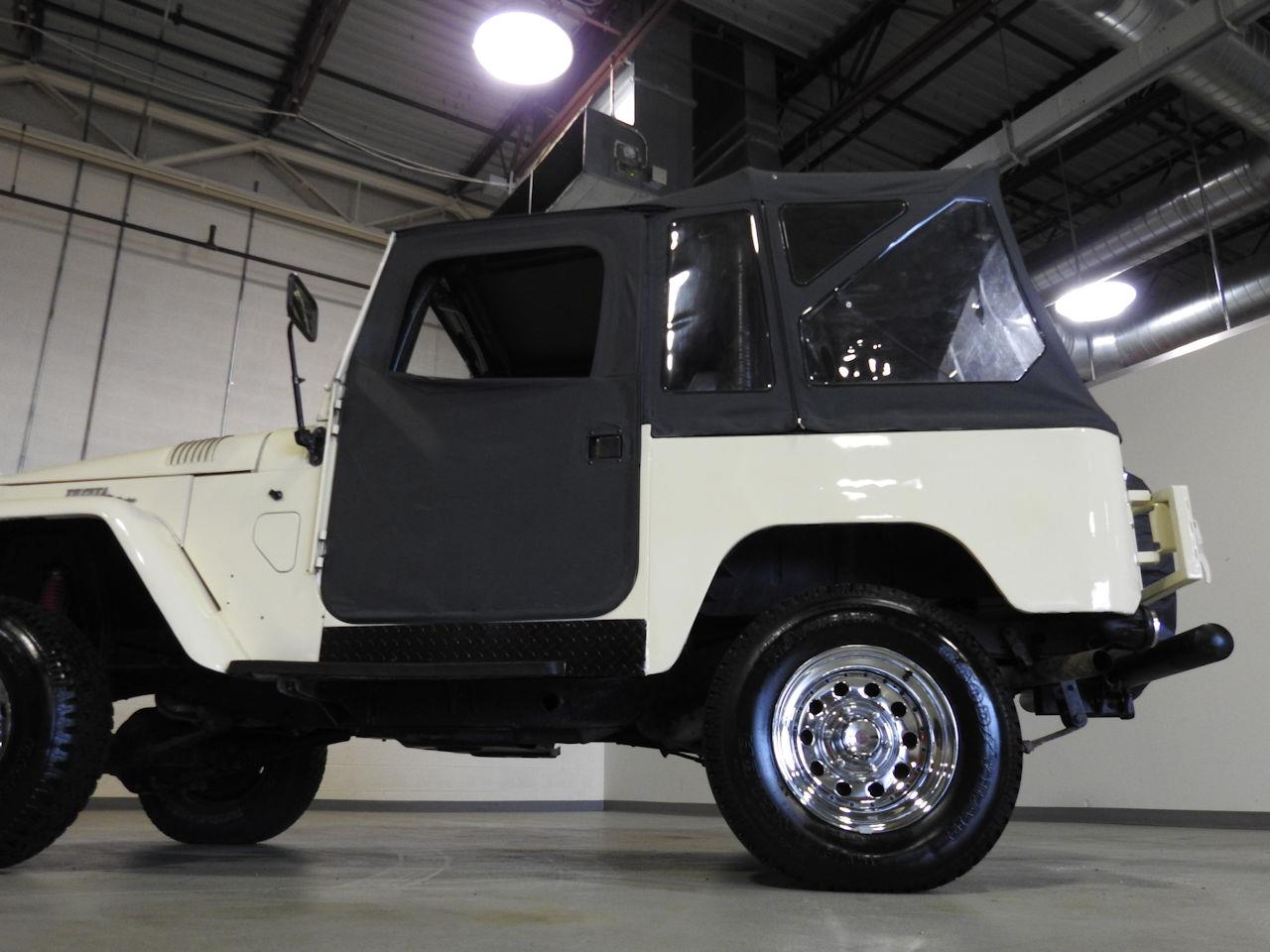 1967 Toyota Land Cruiser FJ40 (CC-1341162) for sale in O'Fallon, Illinois