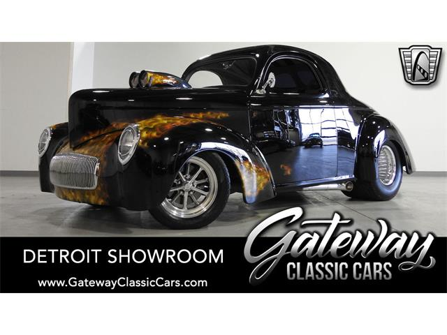 1941 Willys Coupe (CC-1341170) for sale in O'Fallon, Illinois