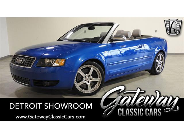 2004 Audi S4 (CC-1341188) for sale in O'Fallon, Illinois