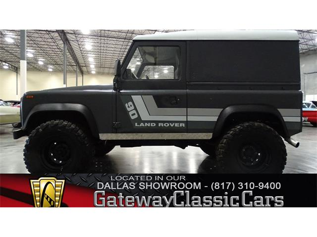1987 Land Rover Defender (CC-1341210) for sale in O'Fallon, Illinois