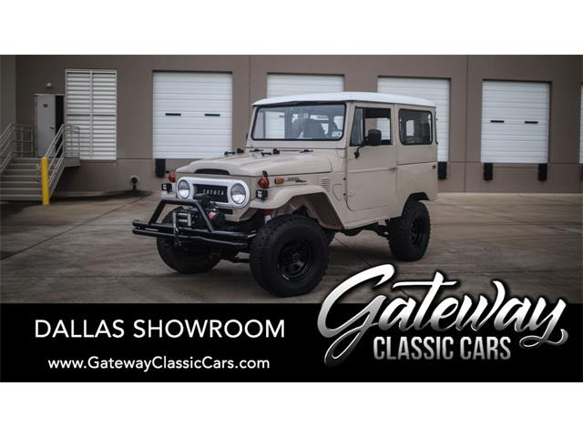 1972 Toyota Land Cruiser FJ40 (CC-1341220) for sale in O'Fallon, Illinois
