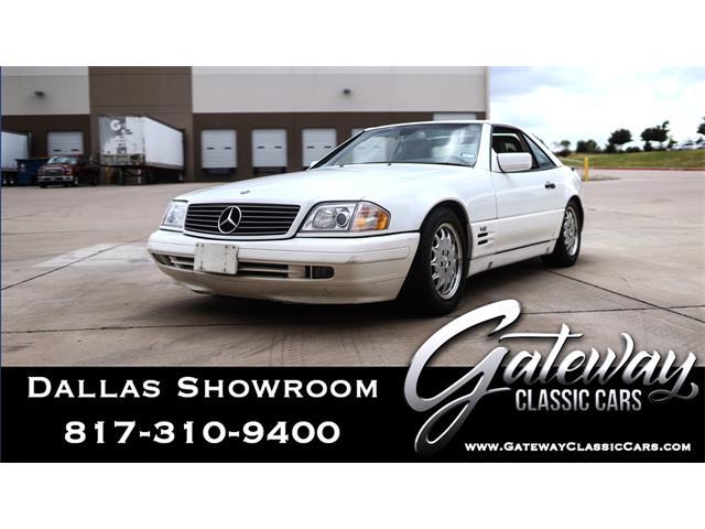 1997 Mercedes-Benz SL600 (CC-1341242) for sale in O'Fallon, Illinois