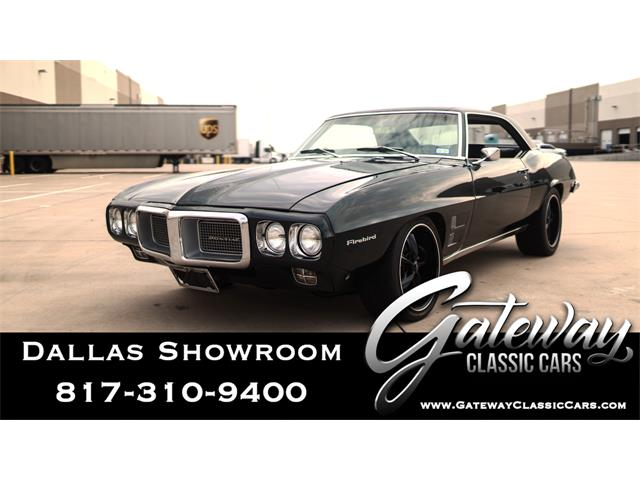 1969 Pontiac Firebird (CC-1341244) for sale in O'Fallon, Illinois
