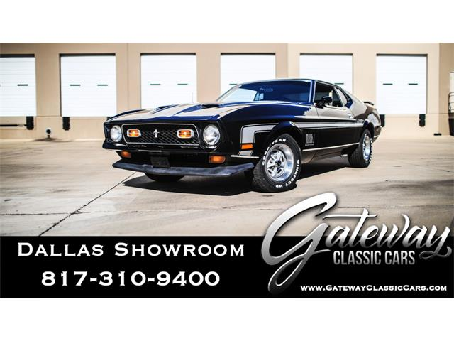 1971 Ford Mustang (CC-1341270) for sale in O'Fallon, Illinois